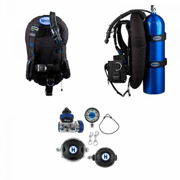 Halcyon recreational dive package